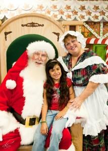Windcrest Elementary's Breakfast With Santa (Jim)